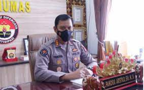 Kabid Humas Polda Lampung Kombes Zahwani Pandra Arsyad